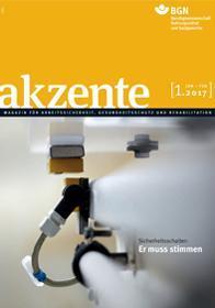 Titel der Akzente Ausgabe 1/2017