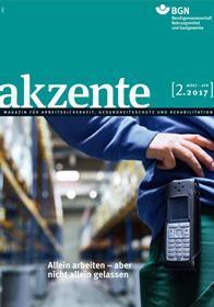Titel der Akzente Ausgabe 2/2017