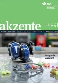 Titel der Akzente Ausgabe 4/2017
