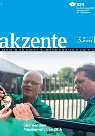 Titel der Akzente Ausgabe 5/2017