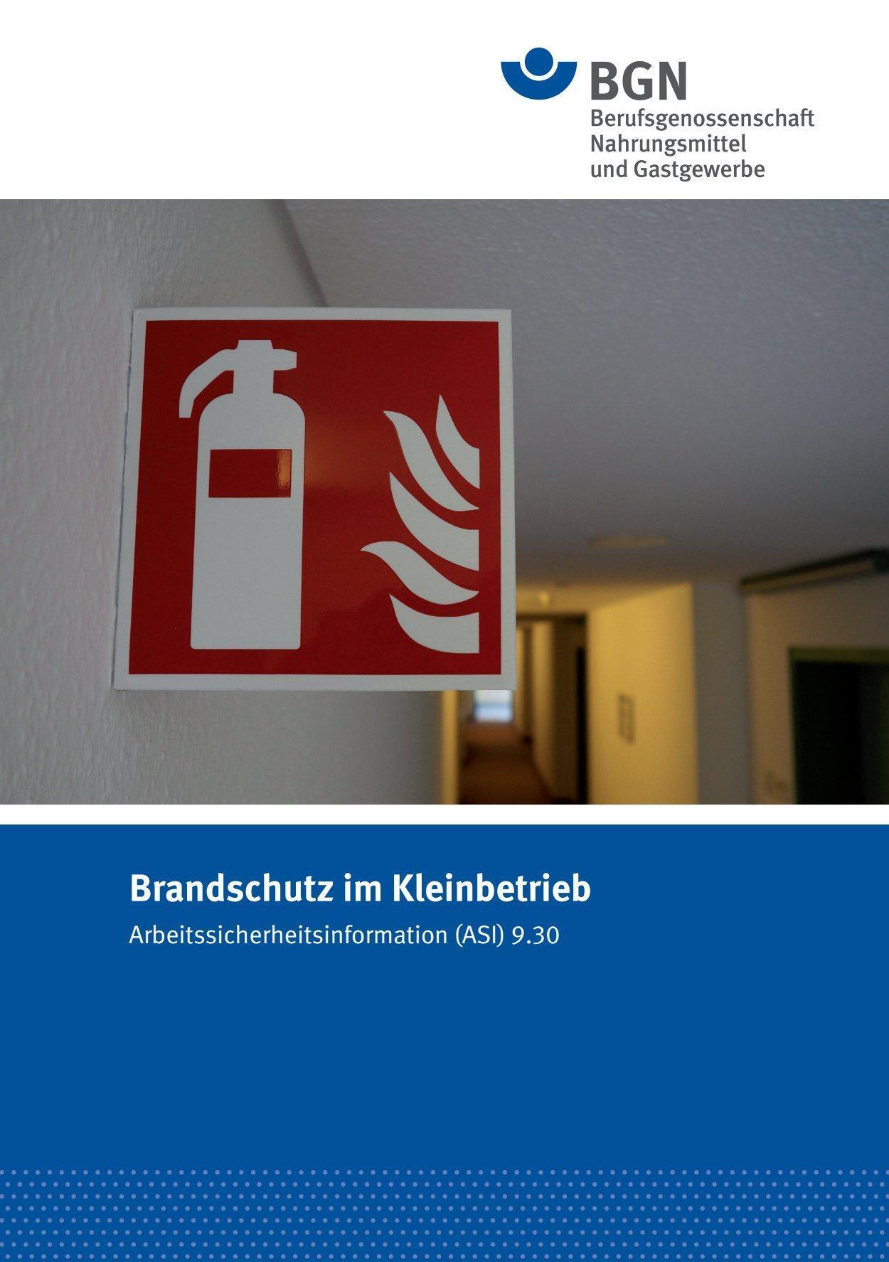 Titelbild ASI Brandschutz im Betrieb